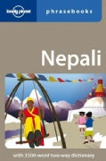 Lonely Planet Nepali Phrasebook (Paperback)