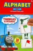 Thomas & Friends Alphabet Slide & Learn (Cards)