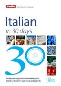 Berlitz Italian in 30 Days (CD-Audio)