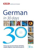 Berlitz German in 30 Days (CD-Audio)