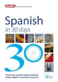 Berlitz Spanish in 30 Days (CD-Audio)