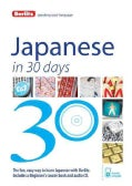 Berlitz Japanese in 30 Days (CD-Audio)