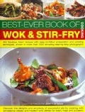 Best-Ever Book of Wok &amp; Stir-Fry Cooking: 400 Fabulous Asian Recipes With Easy-to-Follow Preparation and Cooking ... (Paperback)