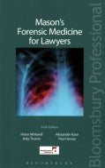 Mason's Forensic Medicine for Lawyers (Paperback)