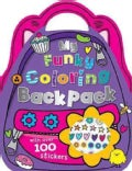 My Funky Coloring Backpack (Paperback)