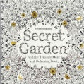 Secret Garden: An Inky Treasure Hunt and Coloring Book (Paperback)
