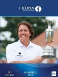 Open Championship 2013: The Official Story (Hardcover)