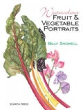 Watercolour Fruit & Vegetable Portraits (Paperback)