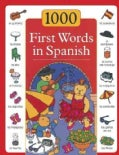 1000 First Words in Spanish (Hardcover)