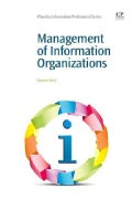 Management of Information Organizations (Paperback)