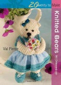Knitted Bears: All Dressed Up! (Paperback)
