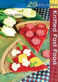 Knitted Fast Food (Paperback)