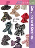 Easy Knitted Scarves (Paperback)