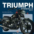The Triumph Bonneville Bible: All Models 1959-1983 (Does Not Cover 2001 on Models) (Hardcover)
