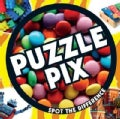 Puzzle Pix: Spot the Difference (Paperback)
