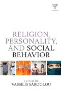 Religion, Personality, and Social Behavior (Paperback)