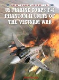 US Marine Corps F-4 Phantom II Units of the Vietnam War (Paperback)