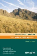 Lakeland Fellranger the Mid-Western Fells (Paperback)