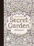 Secret Garden: 20 Postcards (Postcard book or pack)