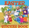 Easter Sticker Book (Paperback)