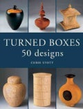 Turned Boxes: 50 Designs (Paperback)