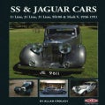 SS & Jaguar Cars: 1936-1951 (Hardcover)