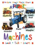 First Machines (Board book)