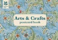 Arts & Crafts Postcard Book (Postcard book or pack)