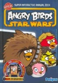 Angry Birds Star Wars Super Interactive Annual 2014 (Hardcover)