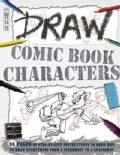 Draw Comic Book Characters (Paperback)