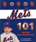 New York Mets 101 (Board book)