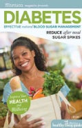 Diabetes: Effective Natural Blood Sugar Management: Reduce After Meal Sugar Spikes (Other book format)