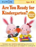 Are You Ready for Kindergarten?: Scissor Skills (Paperback)