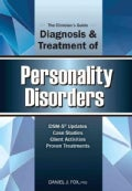 The Clinician's Guide to the Diagnosis and Treatment of Personality Disorders (Paperback)