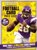 Beckett Football Card Price Guide 2013-14 (Paperback)