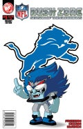 NFL Rush Zone: Season of the Guardians 1: Detroit Lions: Variant Edition (Paperback)