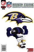NFL Rush Zone: Season of the Guardians 1: Baltimore Ravens: Variant Edition (Paperback)
