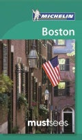 Michelin Must Sees Boston (Paperback)
