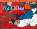 Paul Klee Coloring Book (Paperback)