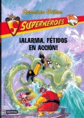 �Alarma, fetidos en accion! / Alert! Stinky on the Move! (Paperback)