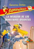 La invasion de los monstruos gigantes / The Invastion of the Giant Monsters (Paperback)
