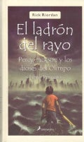 El ladron del rayo / The Lightning Thief (Paperback)