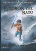 El ladron del rayo / The Lightning Thief (Hardcover)