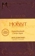Moleskine The Hobbit Ruled Notebook Pocket (Hardcover)