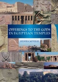 Offerings to the Gods in Egyptian Temples (Paperback)