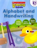 Alphabet and Handwriting: Ages 4-5; K1 English (Paperback)