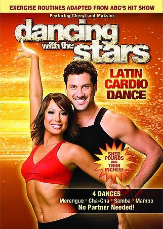 Dancing With The Stars Latin Cardio Dance (DVD)