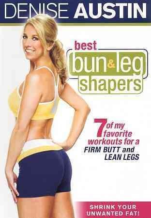 Denise Austin: Best Bun & Leg Shapers (DVD)