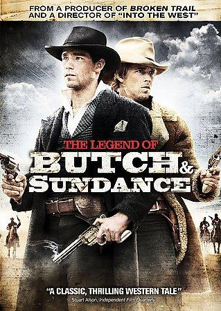 The Legend Of Butch And Sundance (DVD)