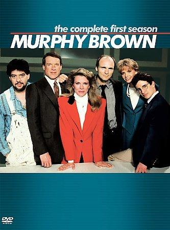 Murphy Brown: The Complete First Season (DVD)